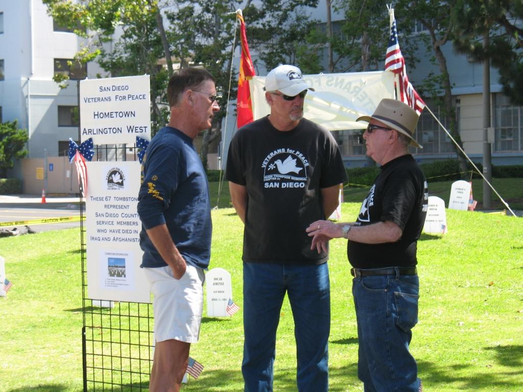 Community Outreach: Memorial Day