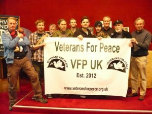 Veterans For Peace United Kingdom
