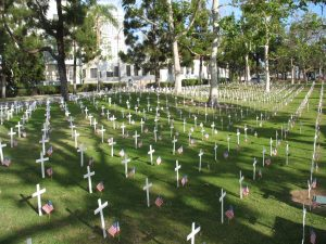 arlington west memorial day